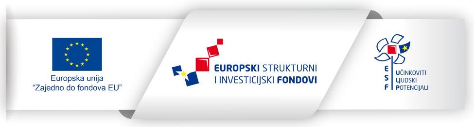 Lenta Europske unije, Europskih strukturnih i investicijskih fondova te Europskog socijalnog fonda.