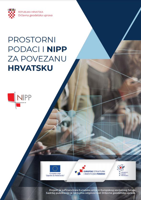 Prostorni podaci i NIPP za povezanu Hrvatsku